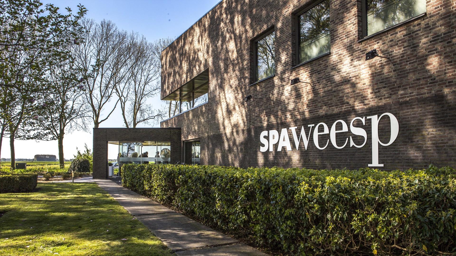 Entree wellnessresort SpaWeesp